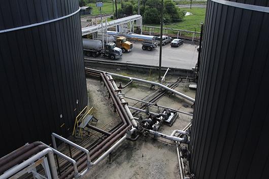 About CTI Liquid & Bulk Storage